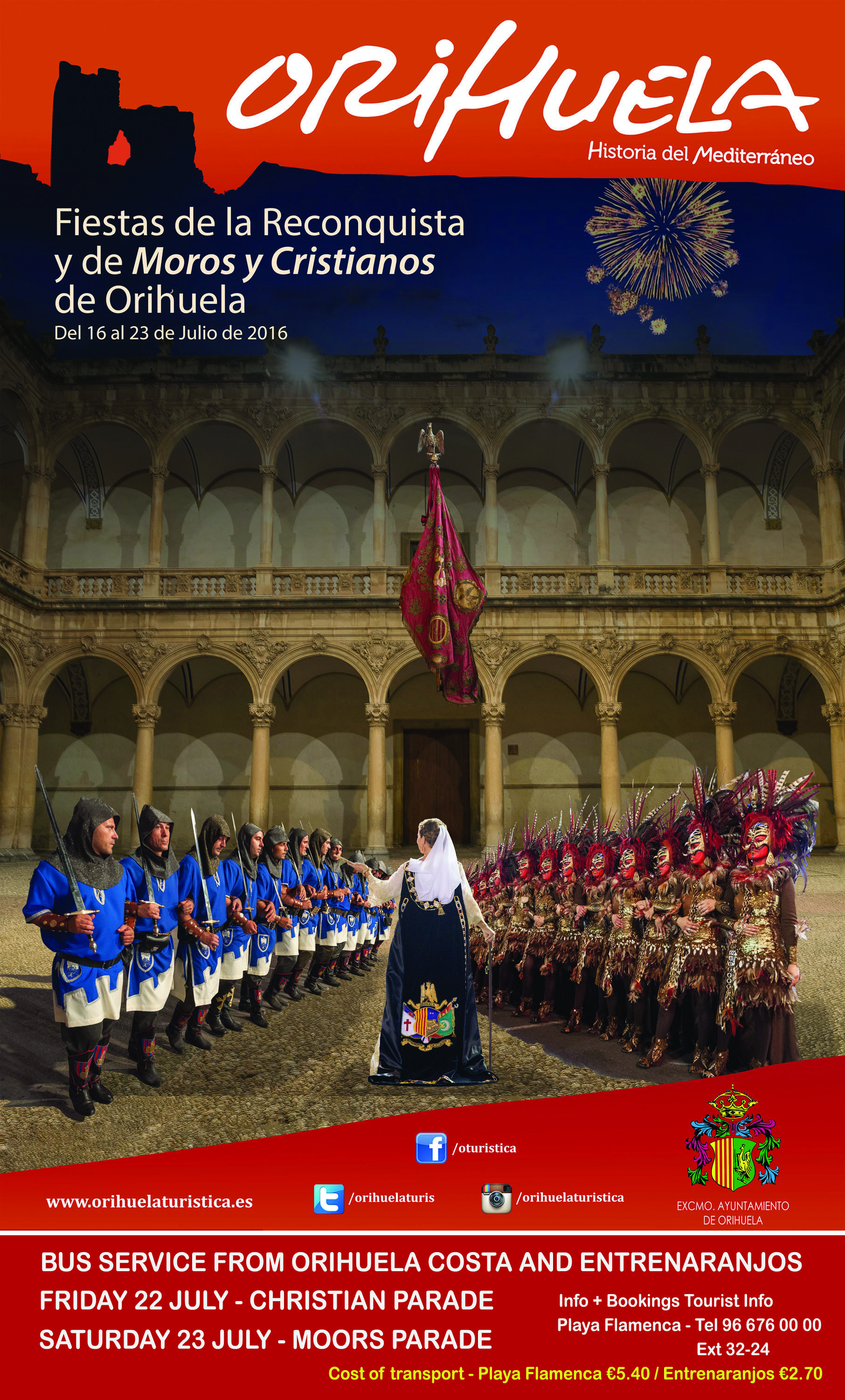 ORIHUELA MOORS AND CHRISTIANS ENTERS FINAL WEEK - The ...