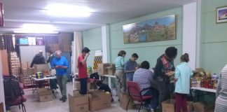 Cómputo, clasificación y almacenaje de alimentos