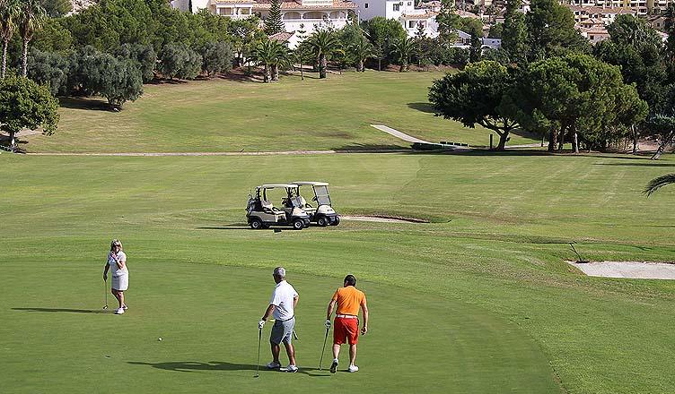 Campoamor Golf Course