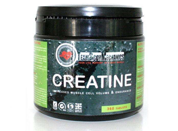 Creatine Monohydrate from www.teambodymechanics.fitness