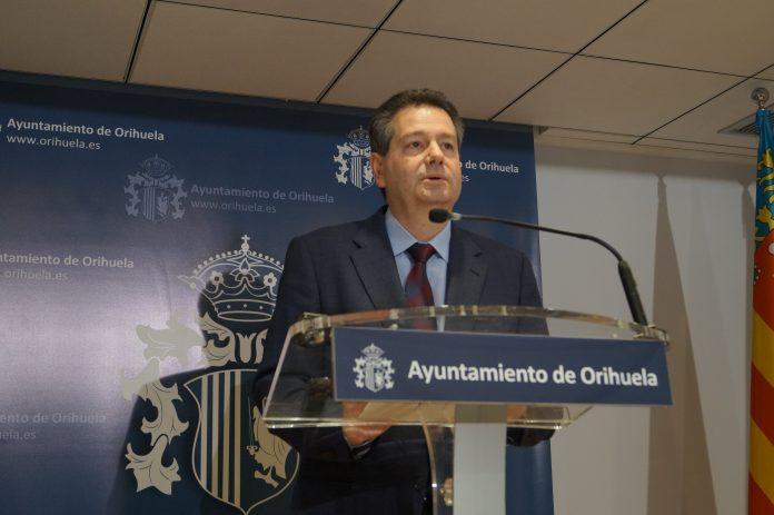 Junta de Gobierno Local (Orihuela) / Local Government Board (Orihuela), 29/11/2016
