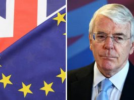 "John Major: ""Perfectly credible"" case for second Brexit referendum"