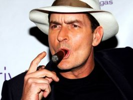 Charlie Sheen is known to have enjoyed his fair share of gambling
