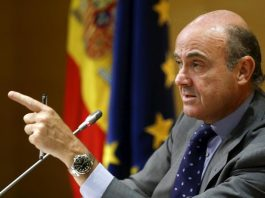 Minister for the Economy (Spain), Luis de Guindos. (Reuters)