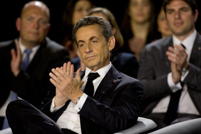 Former French President, Nicolas Sarkozy. (Photo: KENZO TRIBOUILLARD/AFP/Getty Images)