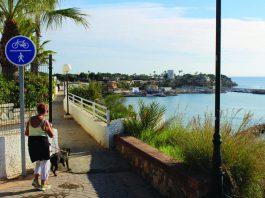 El paso Cabo Roig / Aguamarina