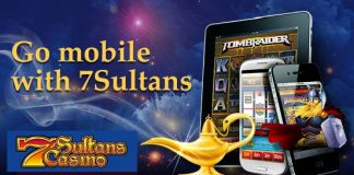 7 Sultans Casino Getting With A New App