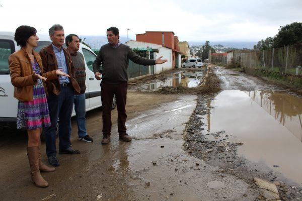 Burgos con vecinos La Alberquilla