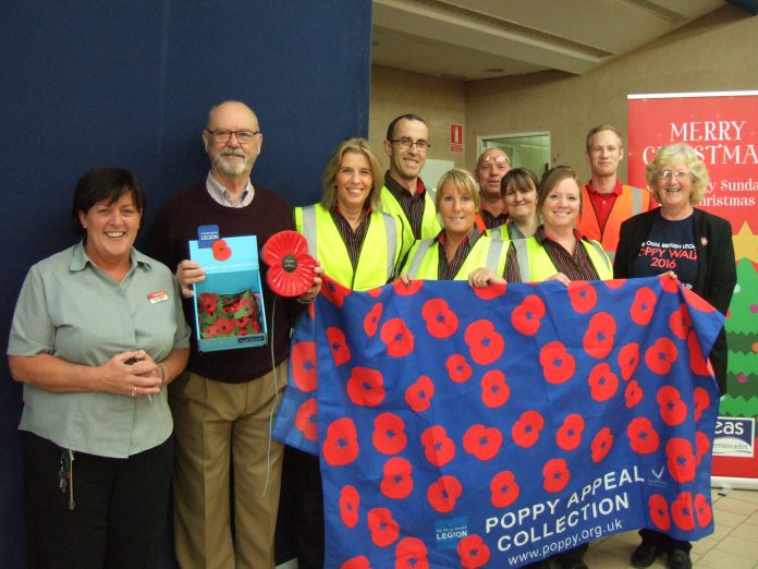 Iceland ensure another bumper year for poppy appeal the for Iceland torrevieja