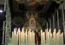 La cofradía de La Esperanza un año más celebra la onomástica de su titular