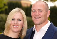Equestrian champion Zara and her husband, former England rugby player Mike Tindall, 38, announced at the end of November they were expecting their second baby in the Spring