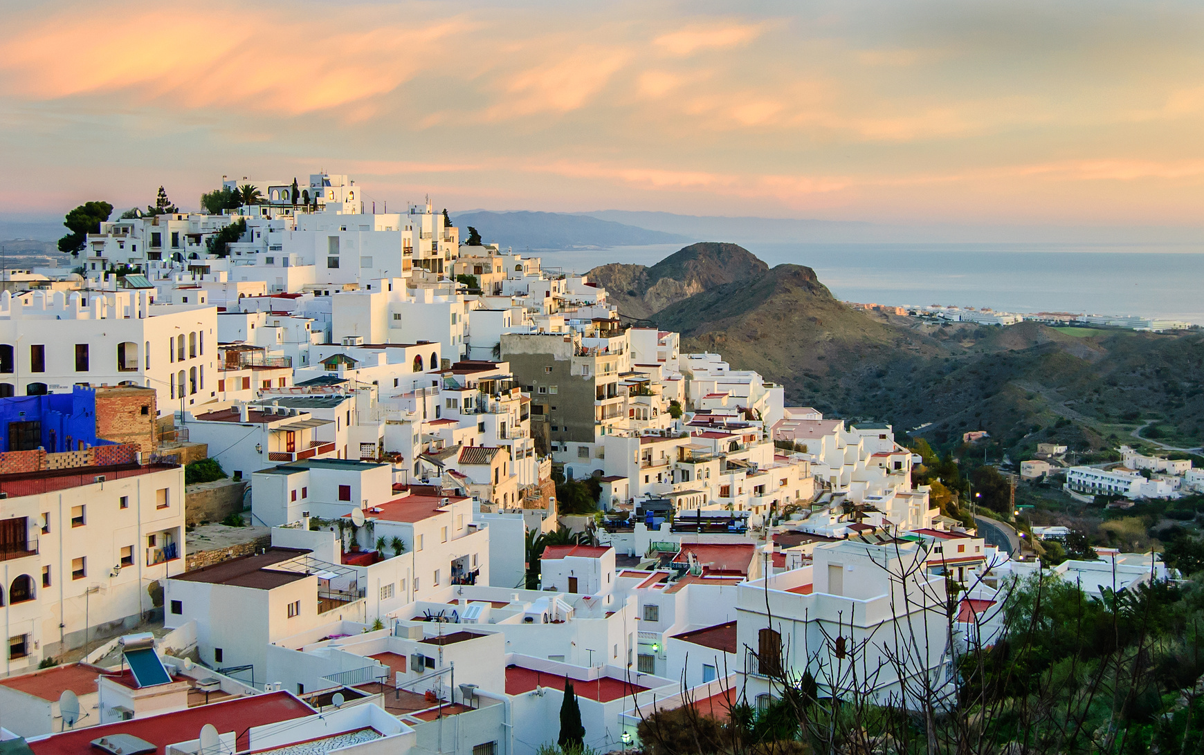 MOJÁCAR HOSTS MOST BEAUTIFUL TOWNS IN SPAIN