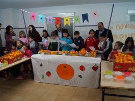 Promoción naranja colegio de Arneva