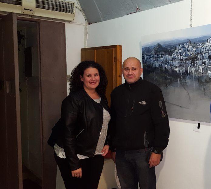 Raquel Belmonte y Manuel Sanchez