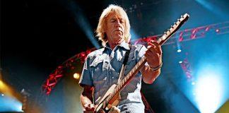 Status Quo Guitarist, Rick Parfitt