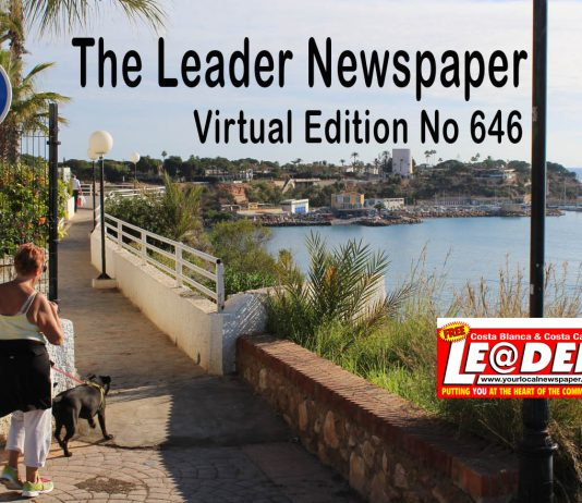 The Virtual Leader Newspaper - Edition 646