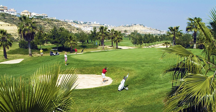 Sapphire Golf Society (in association with Sapphire Properties and Costa Blanca Green Fee Services) at La Marquesa on 19th August 2020.