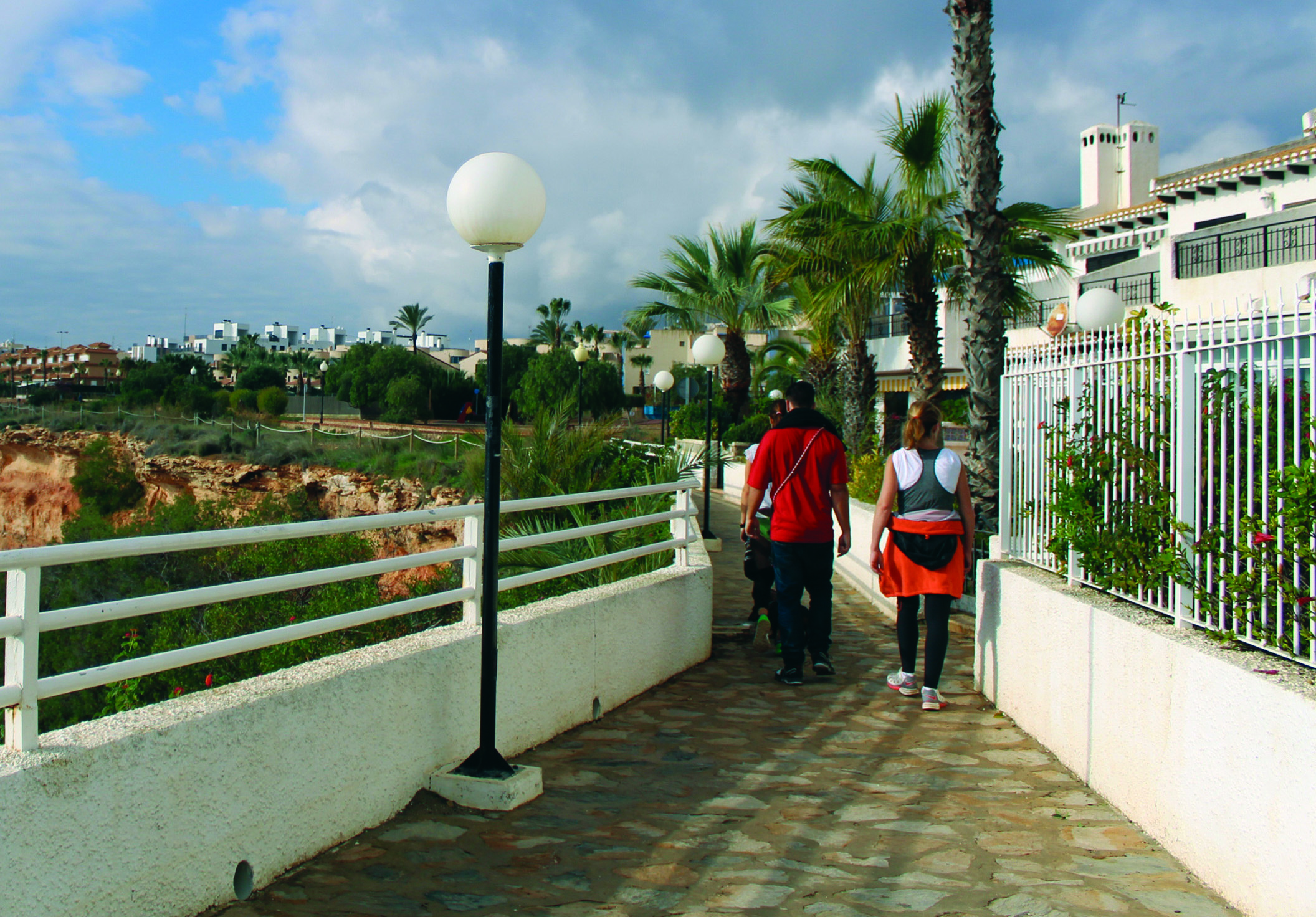 Future Of Cabo Roig Walkway Remains Uncertain The Leader Newspaper # Muebles Dous Murcia