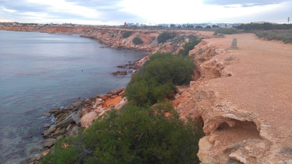 Cala Mpsca could soon disappear under tons of concrete
