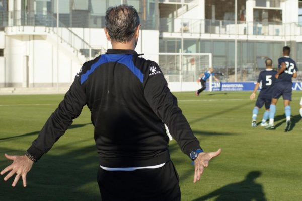 Coach Juan Ignacio Martinez, who was a player at both Orihuela and Torrevieja between 1997 – 2001