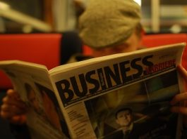 """Business"" (CC BY-SA 2.0) by angermann"