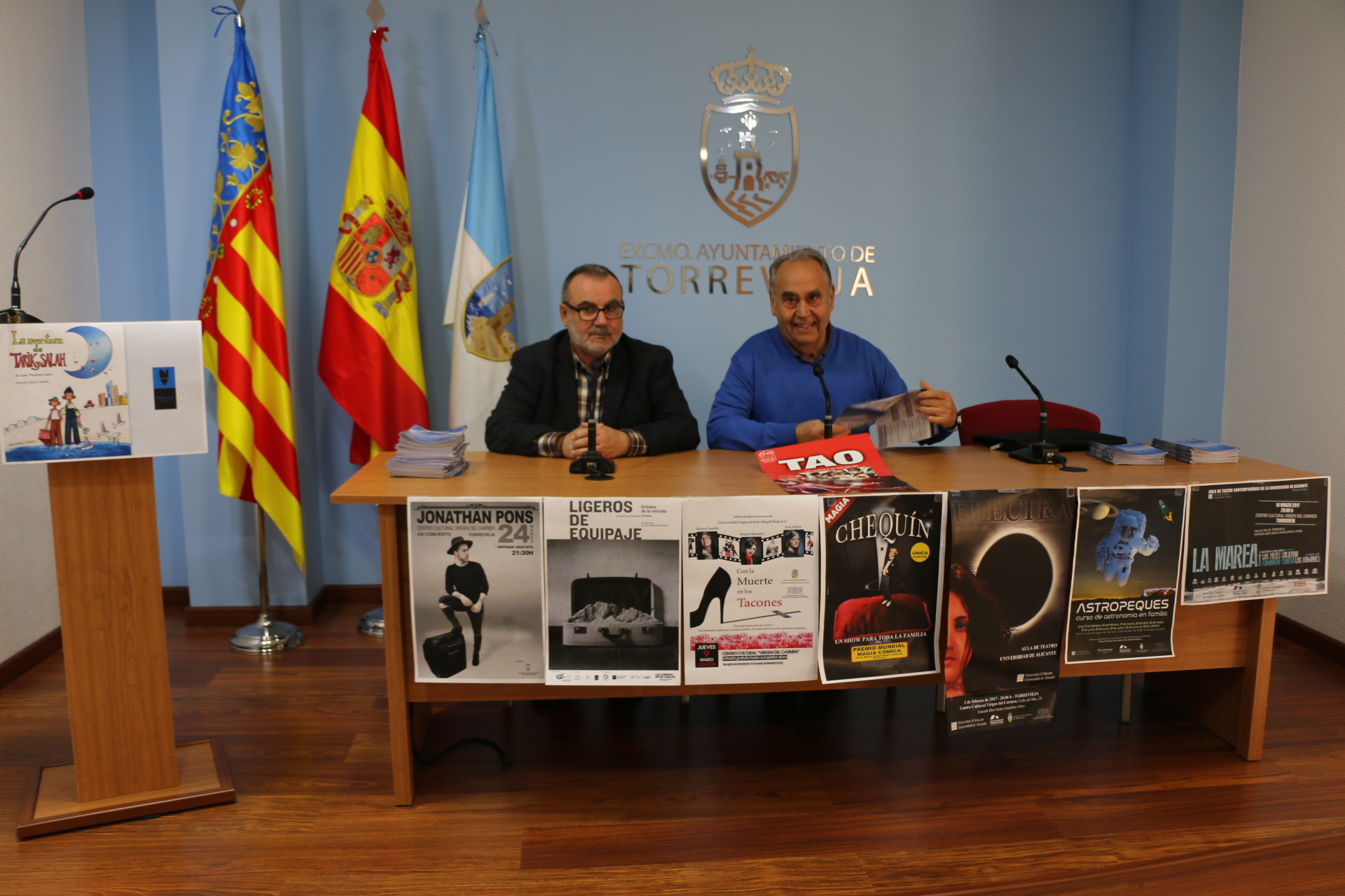 Torrevieja Cultural Programme Released The Leader Newspaper # Muebles Domingo Los Montesinos