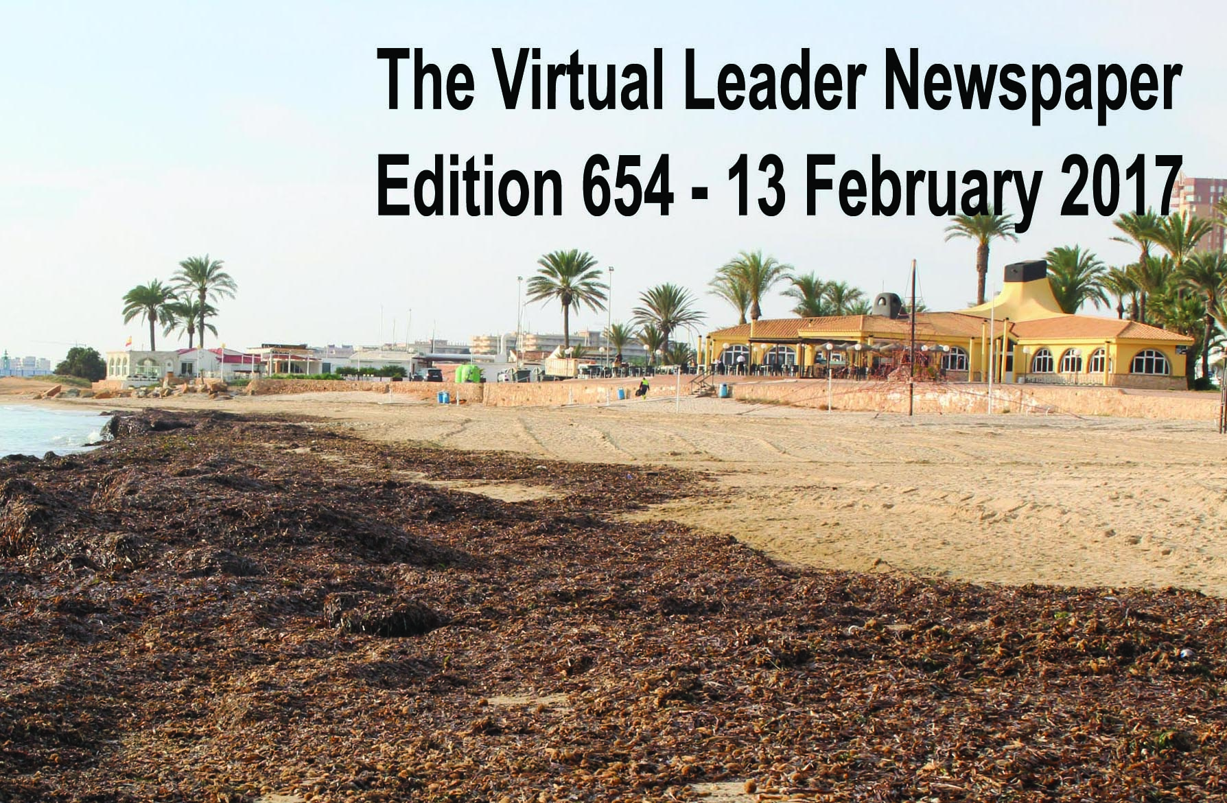 Virtual Edition 654 Of The Leader Newspaper 13 February 2017  # Muebles Leaders Tarragona