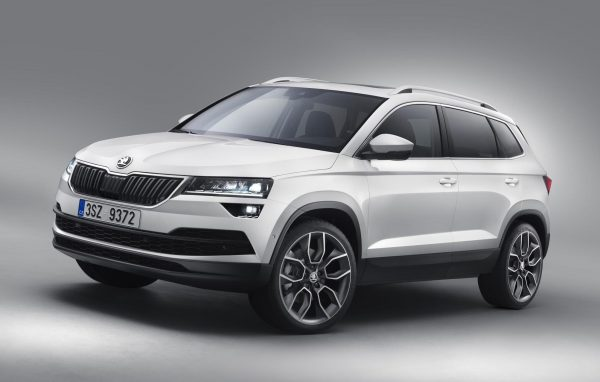 THE ŠKODA KAROQ: NEW COMPACT SUV WITH LOTS OF SPACE AND STATE-OF-THE