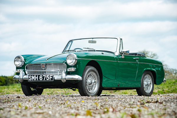 Classic Cars For Sale In Gibraltar