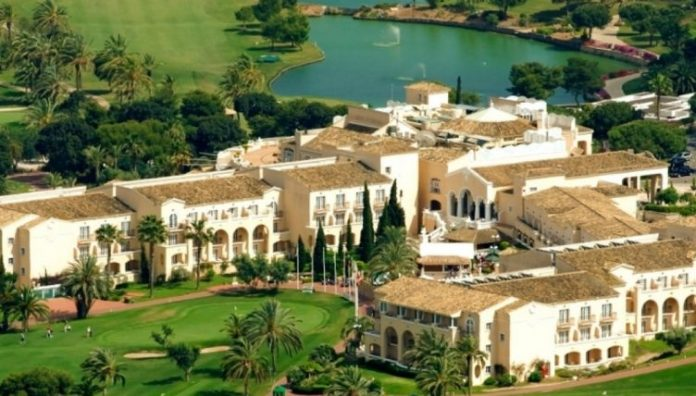 Deal of The WeeK:Any La Manga course €120 for 2 players and buggy