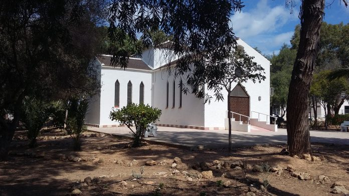 ANGLICAN CHAPLAINCY - SS PETER & PAUL - TORREVIEJA