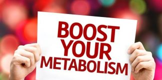 5 Top Tips To Turbo Charge Your Metabolism