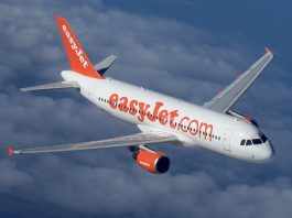 easyJet announces a new airport and new routes from the UK