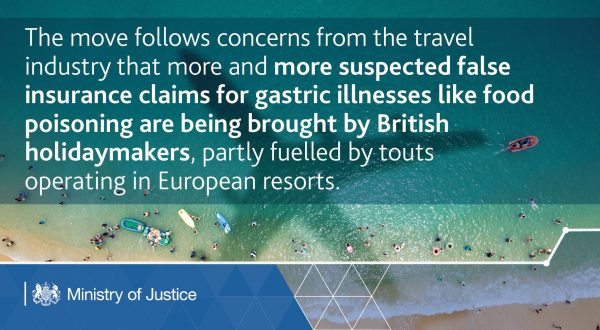 CRACKDOWN ON FAKE HOLIDAY SICKNESS CLAIMS