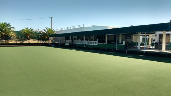 NEW CLUBHOUSE FOR INDALO