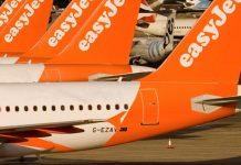 easyJet breaks record for peak summer travel day