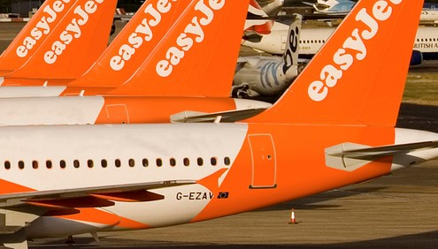 easyJet breaks record for peak summer travel day