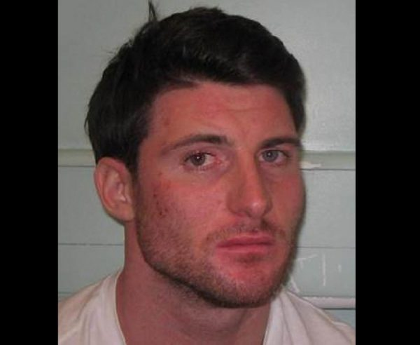 Shane O'Brien: Believed to be in Alicante. £10,000 reward for information