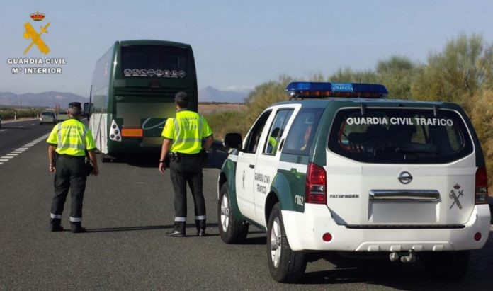 Driver of coach carrying 60 passengers tests positive for drugs