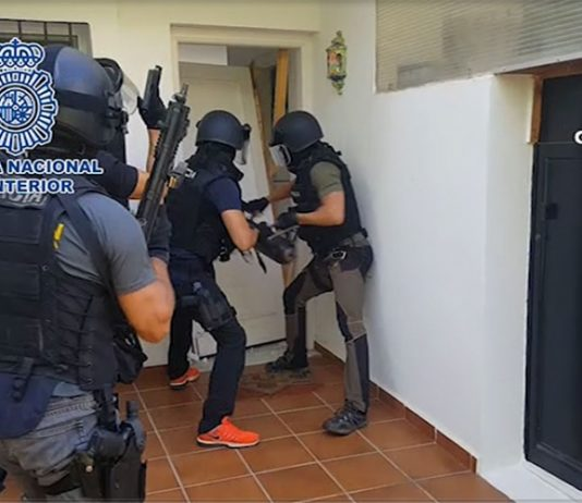 Head of Russian criminal group caught in Spain by armed police