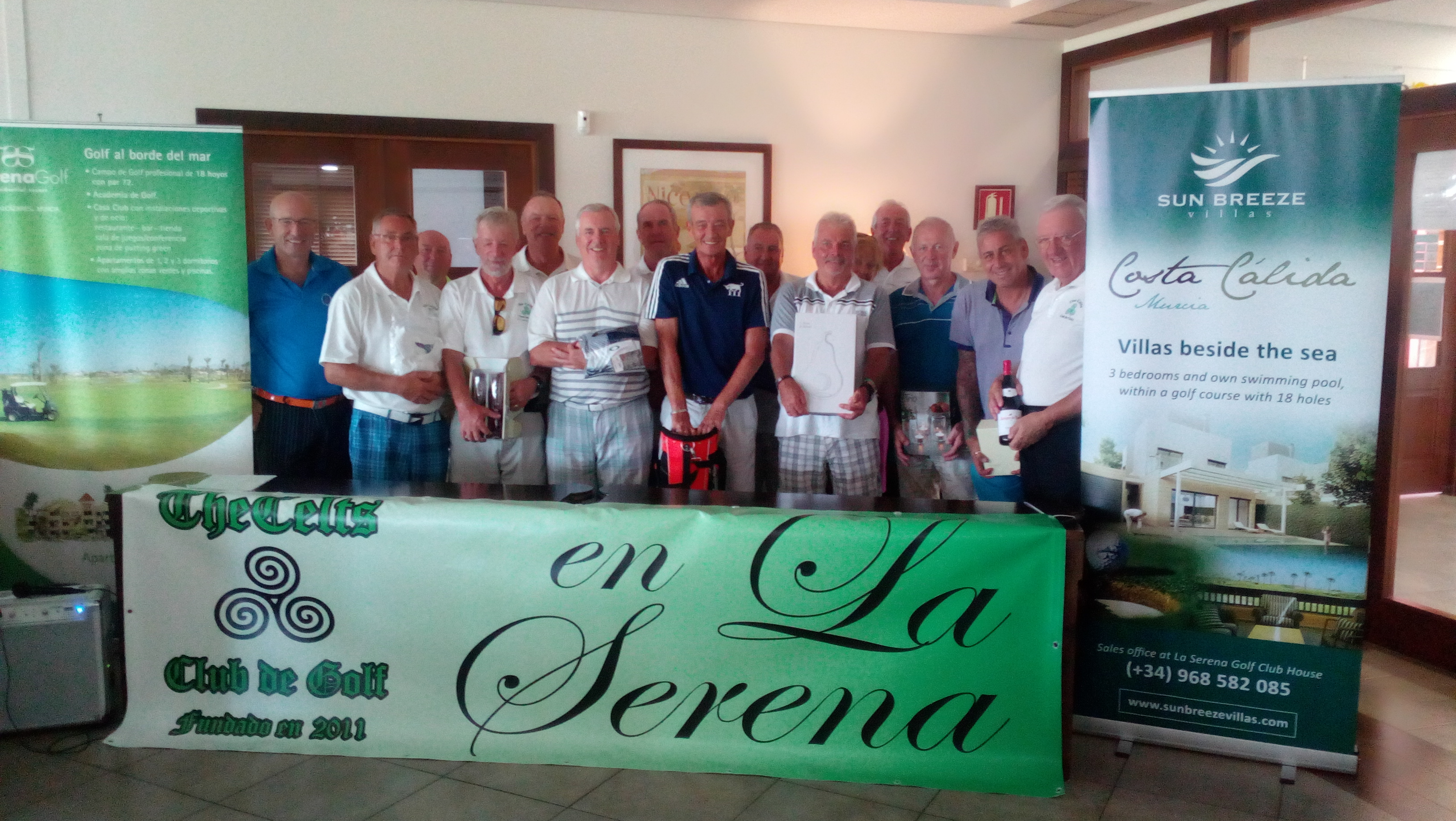 Celts Golf Society Open Day The Leader Newspaper # Muebles Andre Kevin