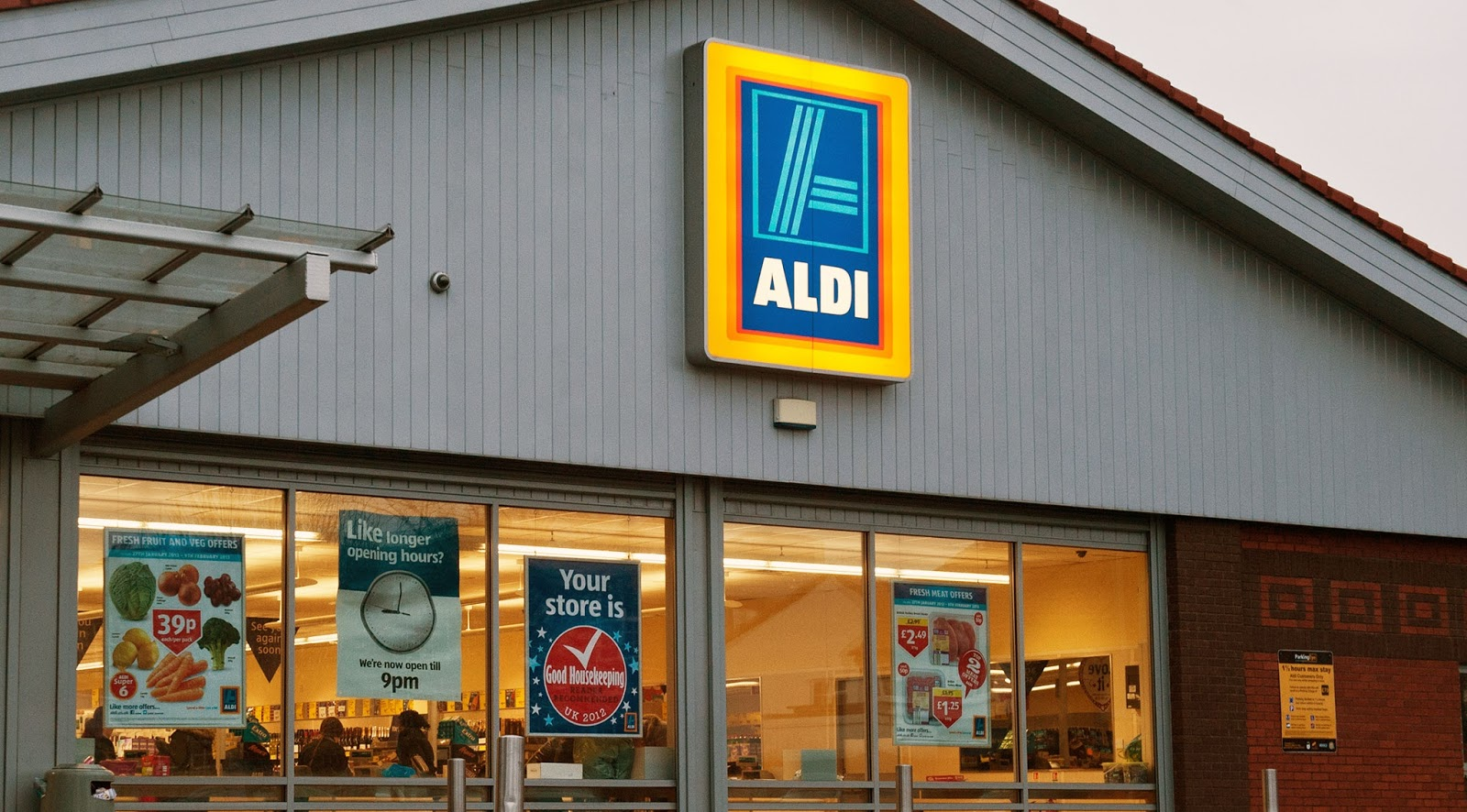 The House Plan Shop German Chain Aldi To Open Supermarket In San Javier The