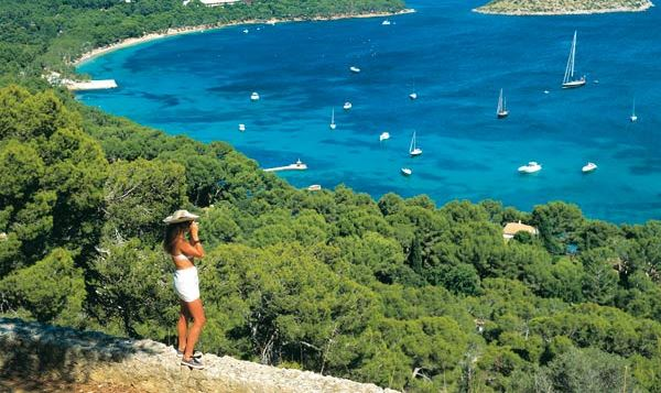 Explosion of German tourism over Easter