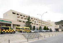 La Vega Lorenzo Guirao de Cieza Hospital