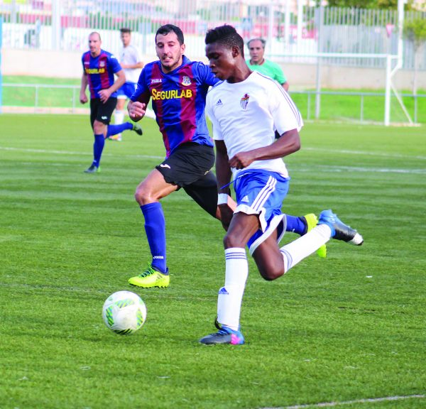 Torry get season underway with a fortunate win