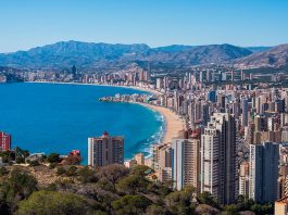 Benidorm becomes fifth most searched-for location in the world for property