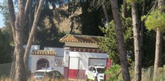 Four shot in Marbella erotic massage and adult entertainment club