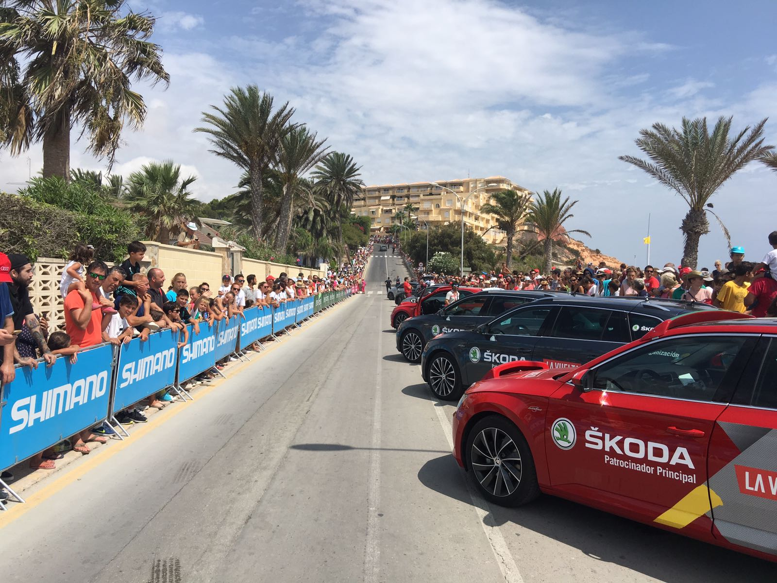 More Vuelta Controversy As Torrevieja Mayor Ignored Police Report  # Muebles Mayoral