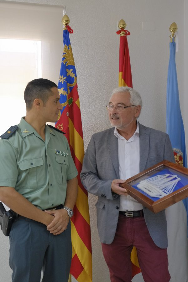New Guardia Commander for Torrevieja
