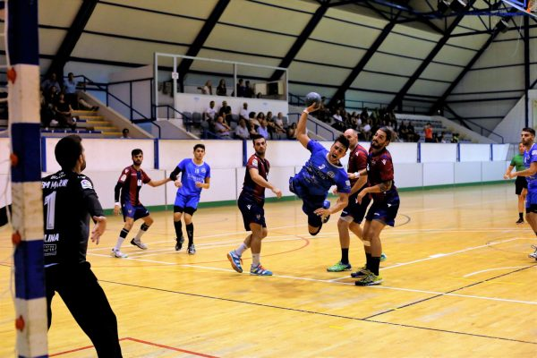 Mare Nostrum handball team narrowly beaten by Elche